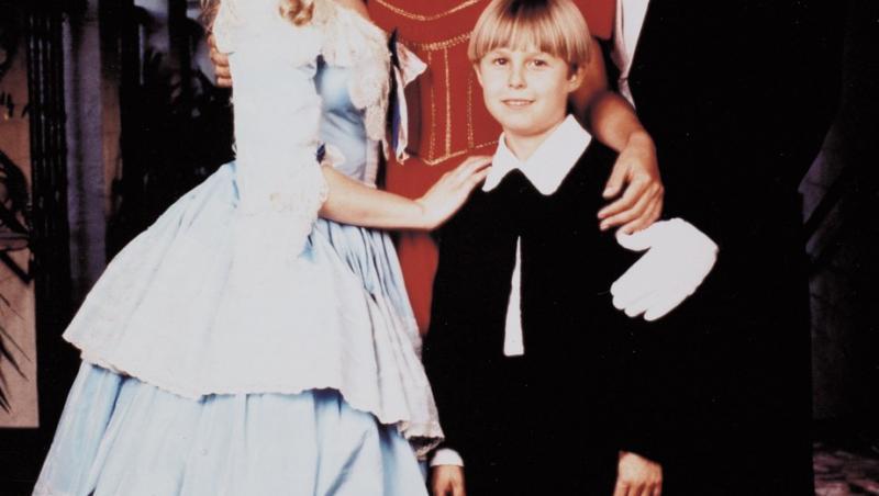 Secvență din serialul Dr. Quinn. Brian Cooper a fost interpretat de actorul american Shawn Toovey