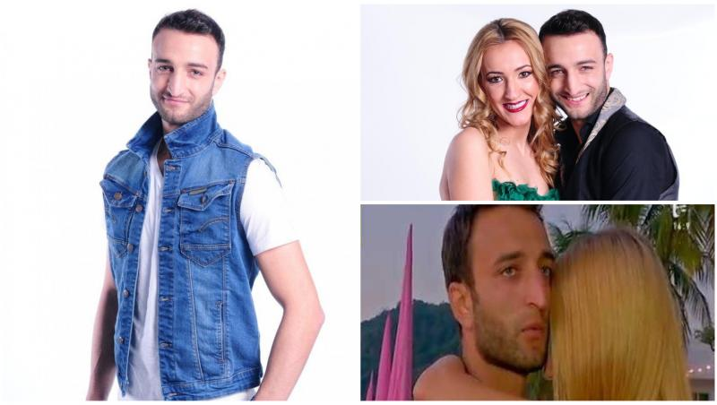 Hamude Kilani și Loredana Badea în diferite ipostaze