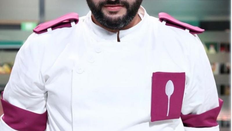 Vicenzo Aiello a participat la Chefi la cuțite