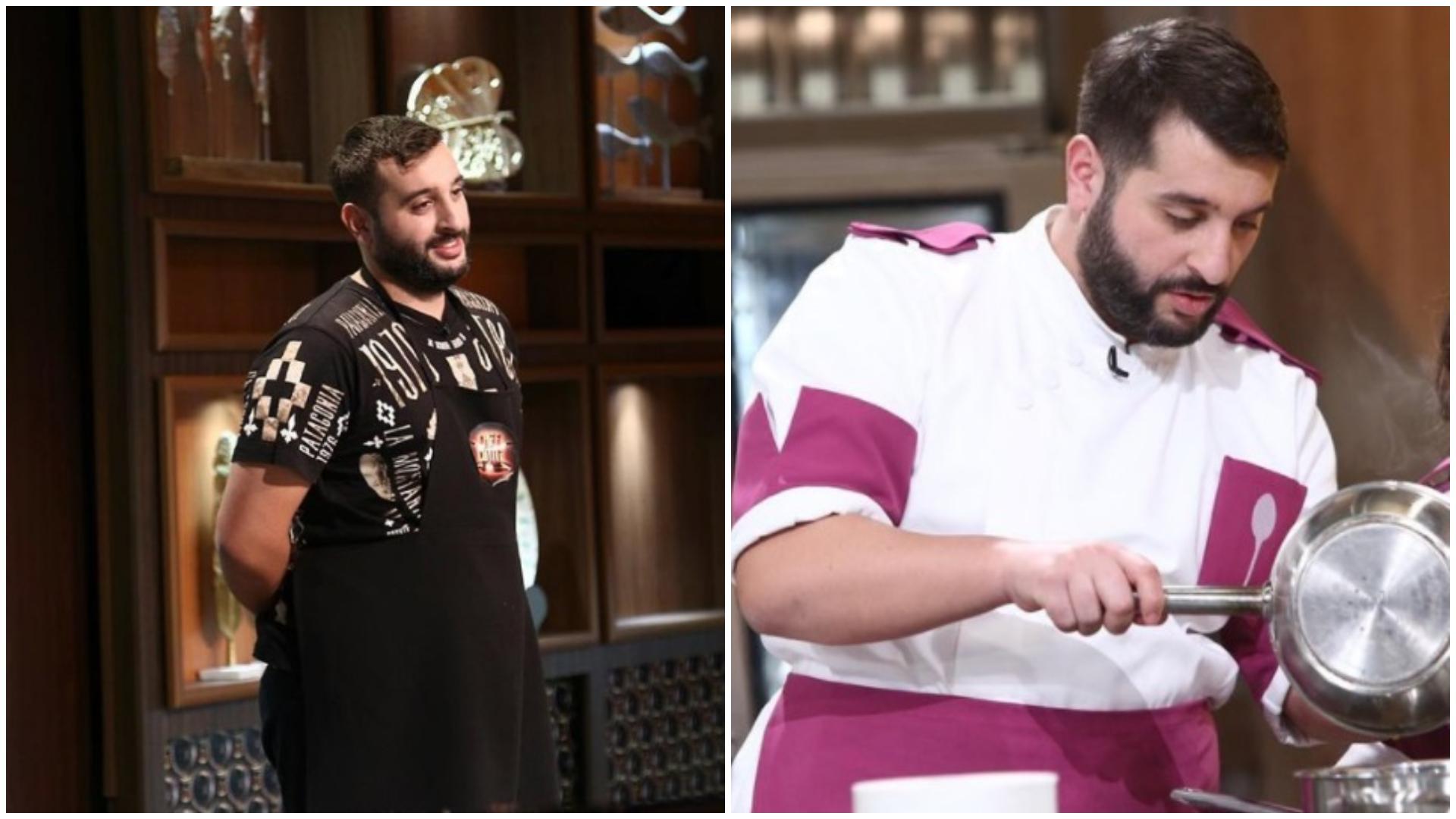 """Cum arată mama lui Vincenzo Aiello de la Chefi la cuțite: """"E sora ta, nu?"""""""
