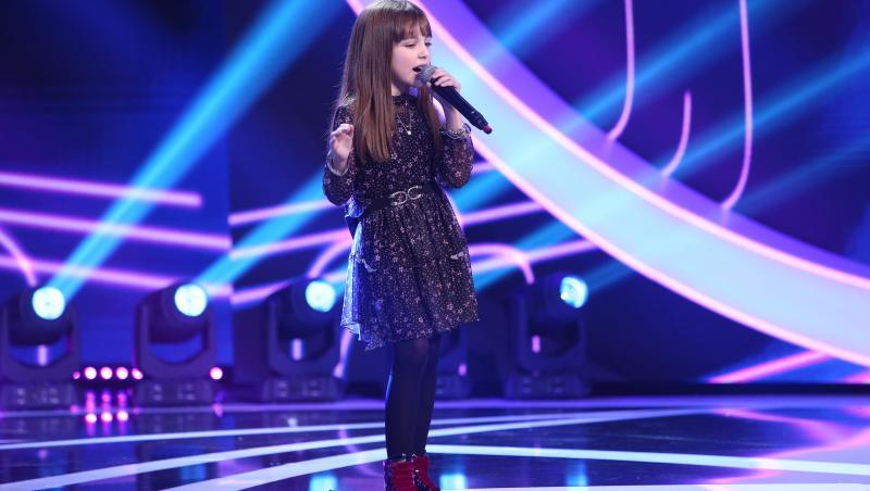 Beatrice Pleșa de la Next Star 2021, piesă dansantă. Ce poveste tristă ascunde zâmbetul ei