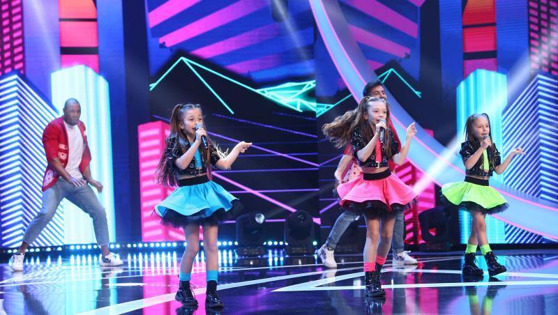 Lucky Girls, pe scena Next Star 2021