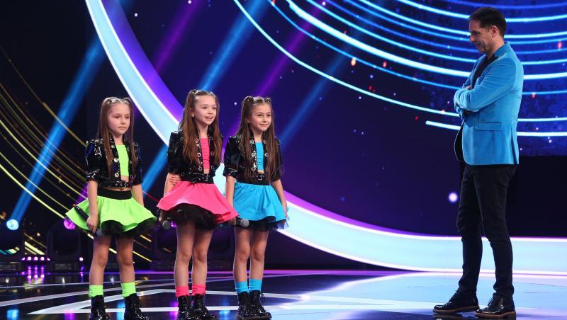 Lucky Girls, pe scena Next Star 2021. Au dansat în sincron