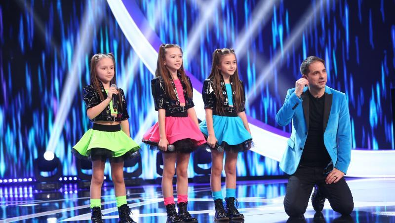Lucky Girls, pe scena Next Star 2021. Cât de bine s-au descurcat fetele