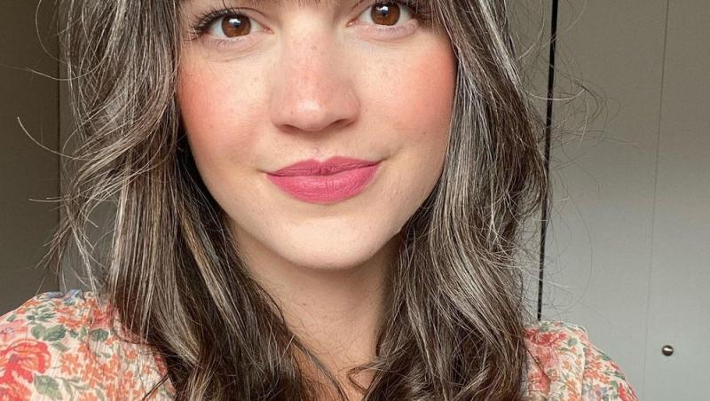 Lauren Midgley, selfie