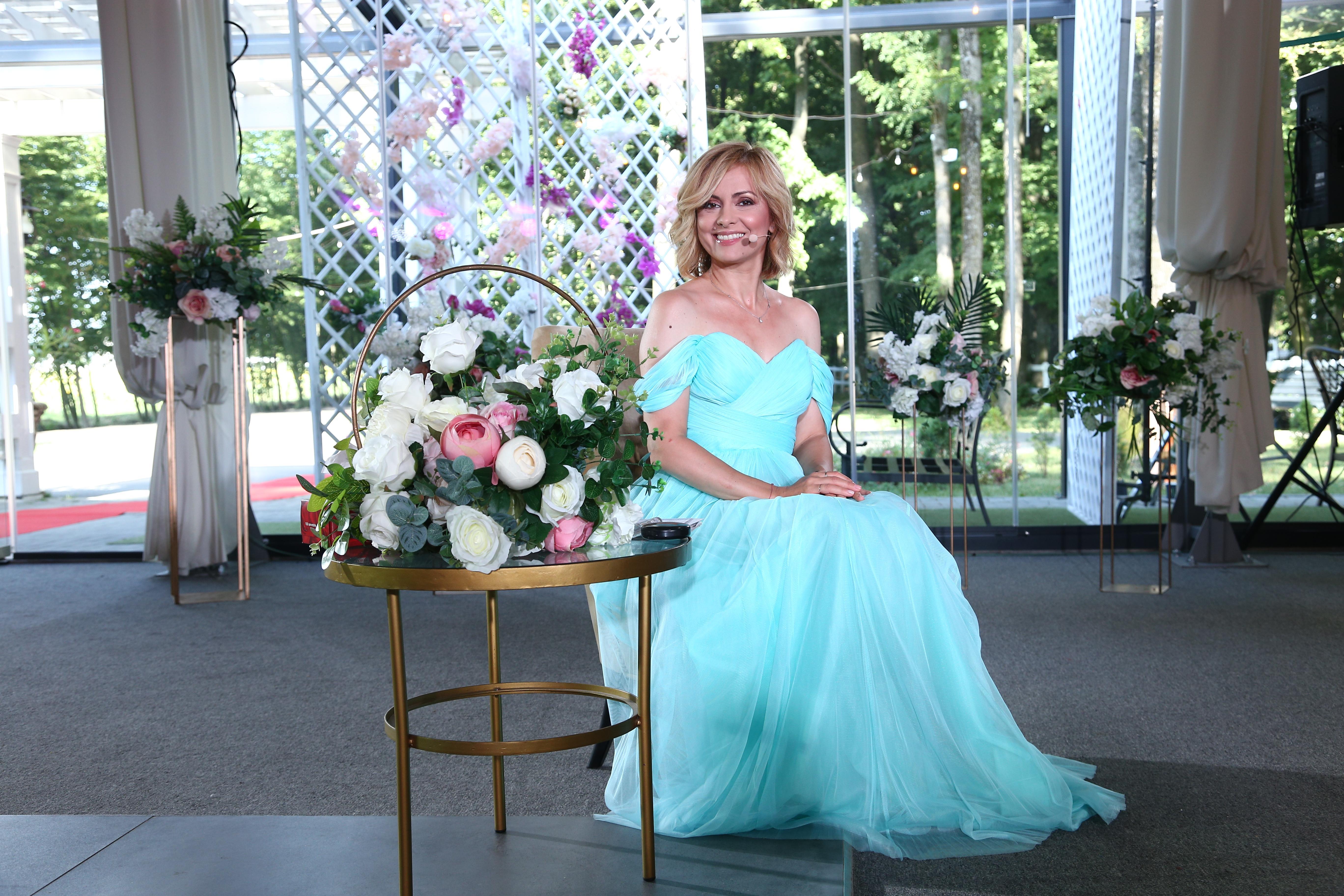 Fetița Simonei Gherghe, prima apariție în direct, la tv. Cum a apărut în finala Mireasa sezonul 3