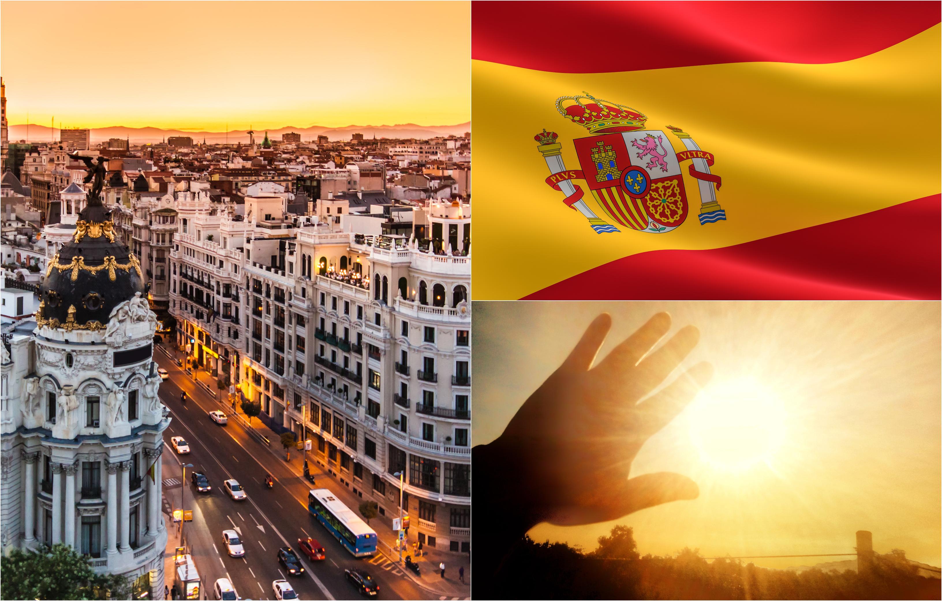 Alertă pentru Spania! MAE a emis atenționare de călătorie. S-a emis Cod Roșu de caniculă și furtuni severe. Zonele afectate
