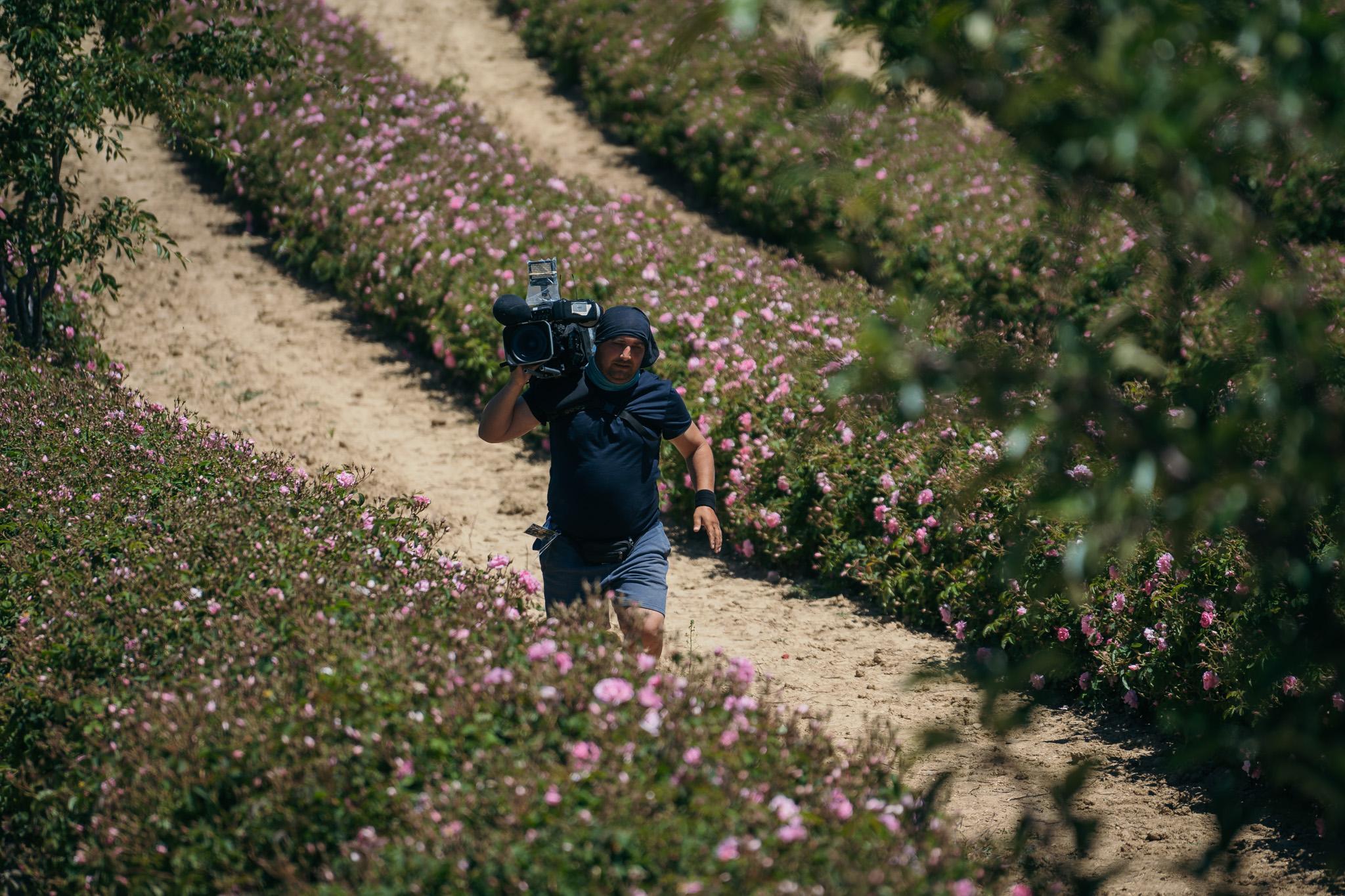 Fotoreportaj Asia Express, episodul 7. Provocările prin care trec oamenii din spatele camerelor de filmat