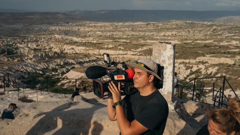 Cameraman în Asia Express, sezonul 4