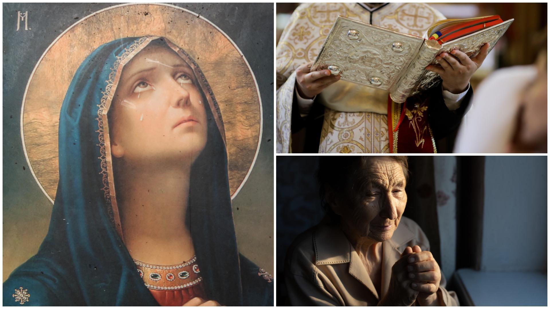 Sfânta Maria Mare 2021: Tradiții și obiceiuri pe 15 august. Ce nu este bine să faci de Adormirea Maicii Domnului