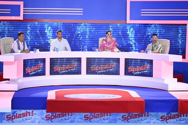Bogdan Ioniță va juriza alături de Nea Mărin, Iulia Albu și Jean de la Craiova primele prestații de la Splash! Vedete la apă