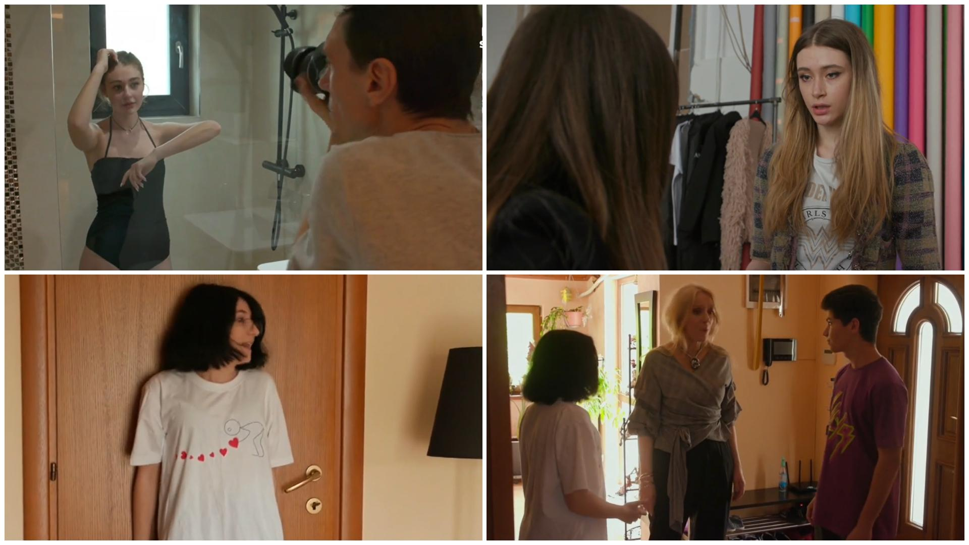 Povești de familie, episodul 23 și episodul 24. Cum s-a lăsat păcălită Sandra de mirajul celebrității