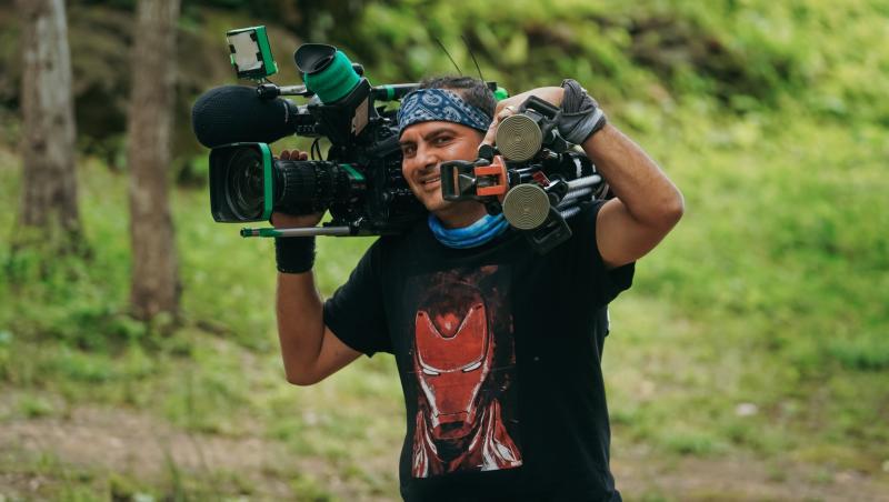 Cameramanii sezonului 4 Asia Express