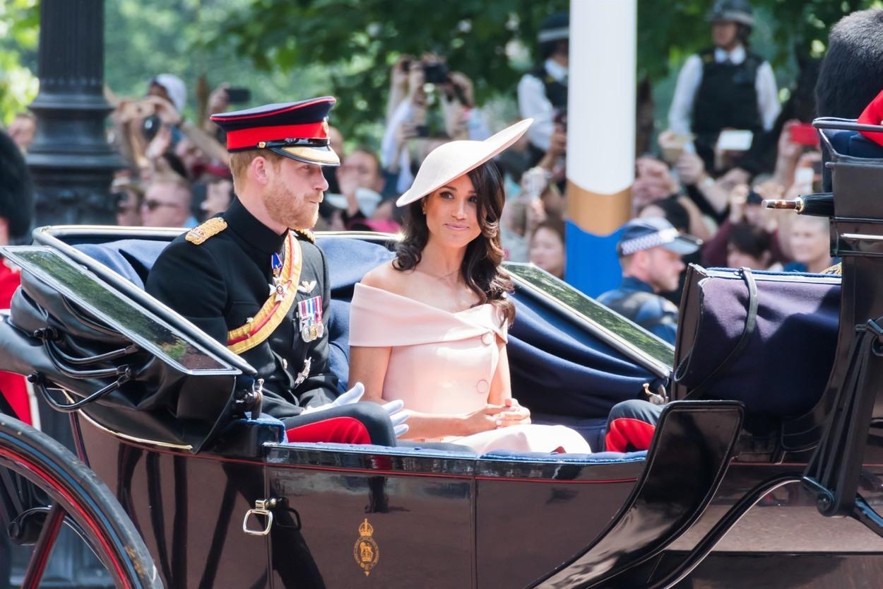 Motivul pentru care Prințul Harry și Meghan Markle nu o vor boteza pe fiica lor, Lilibet Diana, la Castelul Windsor