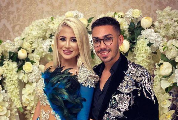 Armin Nicoară și Claudia Puican, probleme financiare. Artistului i-au dispărut bani din conturi