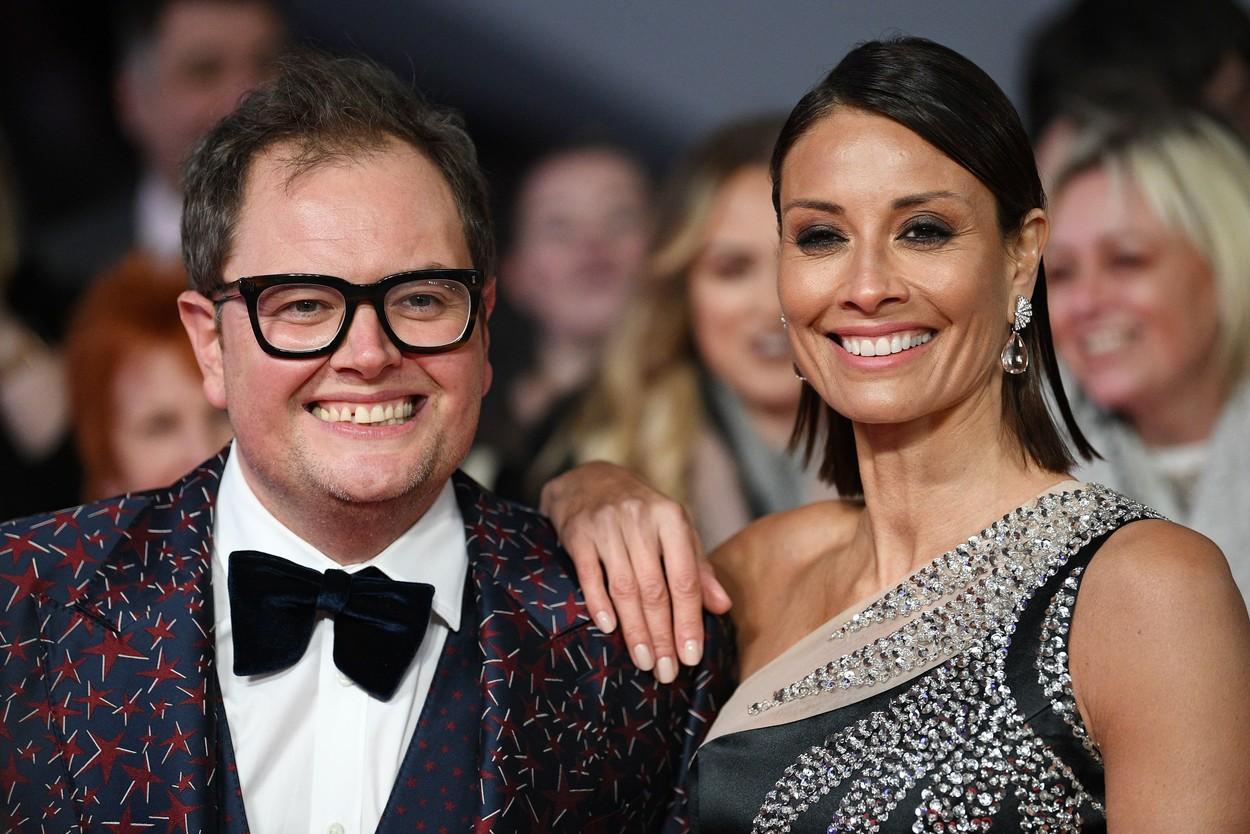 Melanie Sykes, surprinsă alături de iubitul cu 27 de ani mai tânăr. Cum arată Riccardo Simionato