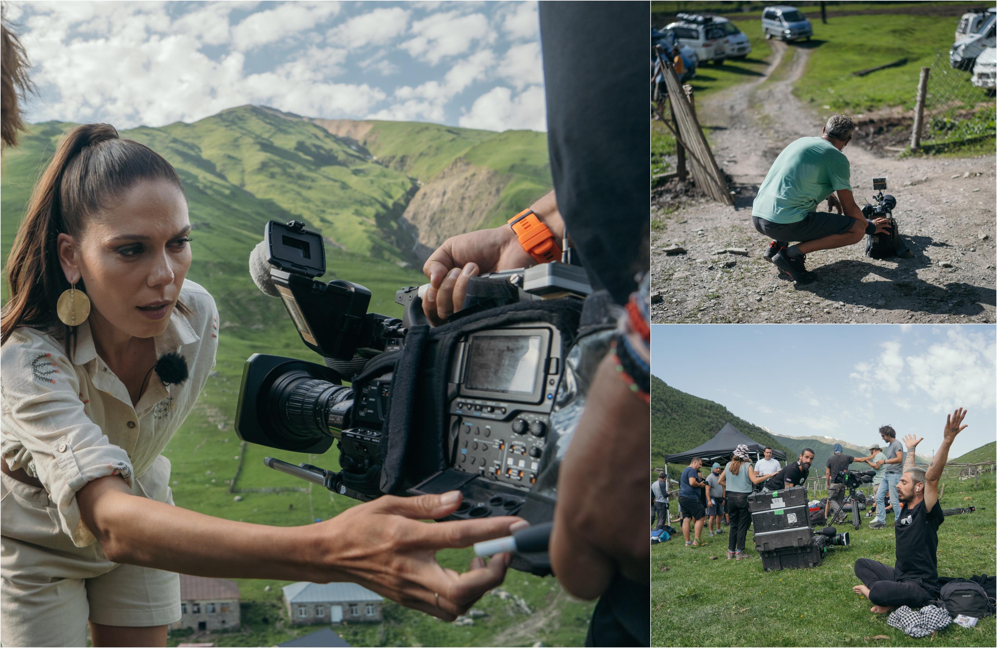 Fotoreportaj Asia Express, episodul 14. Imagini din spatele camerelor de filmat, pe Drumul Împăraților. Ce nu se vede pe Tv