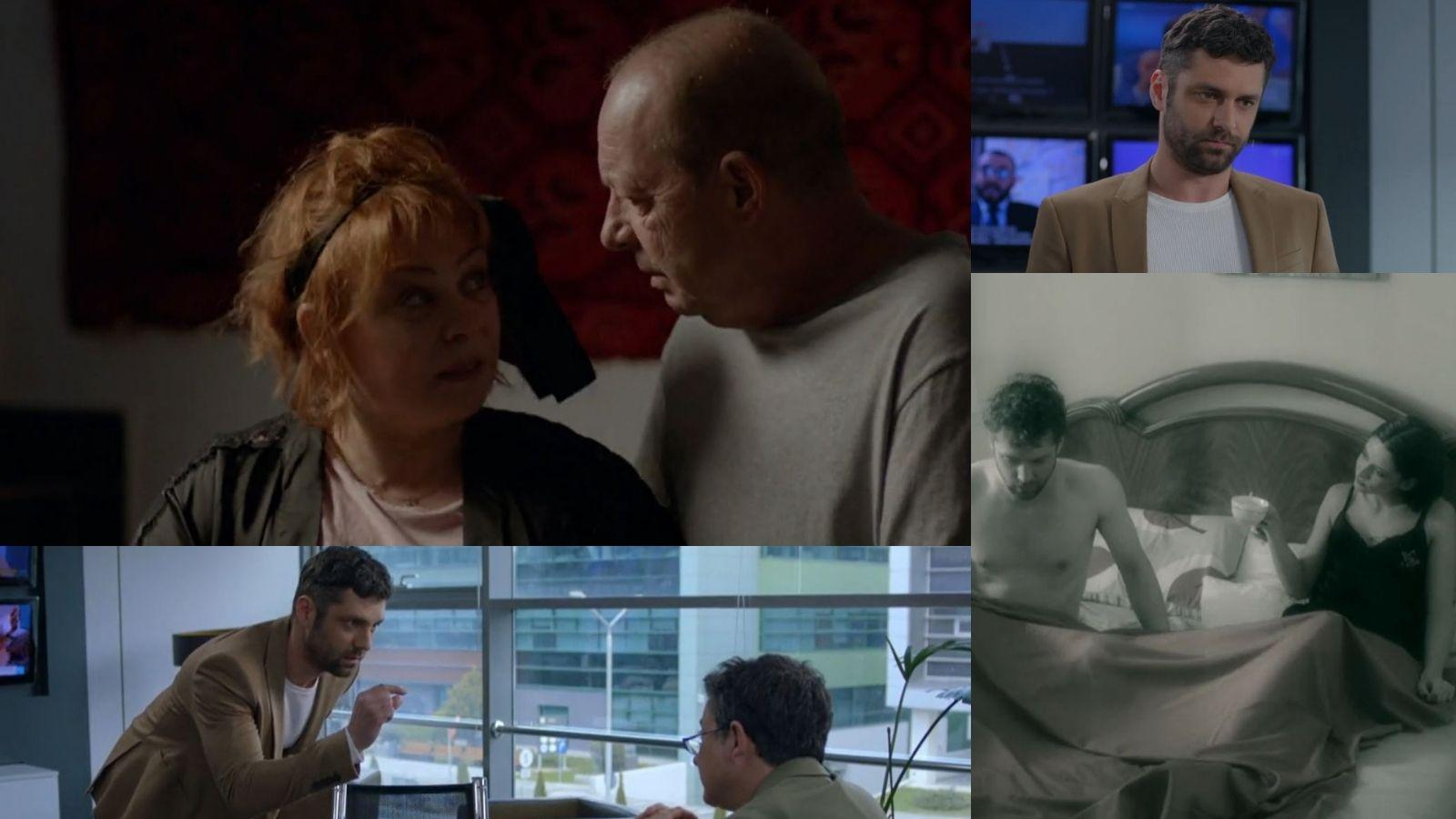Serial Adela,19 august 2021.Paul Andronic vrea ca Nuți și Mitu să se mute din casă și în locul lor să se mute Andreea și Ana Maria