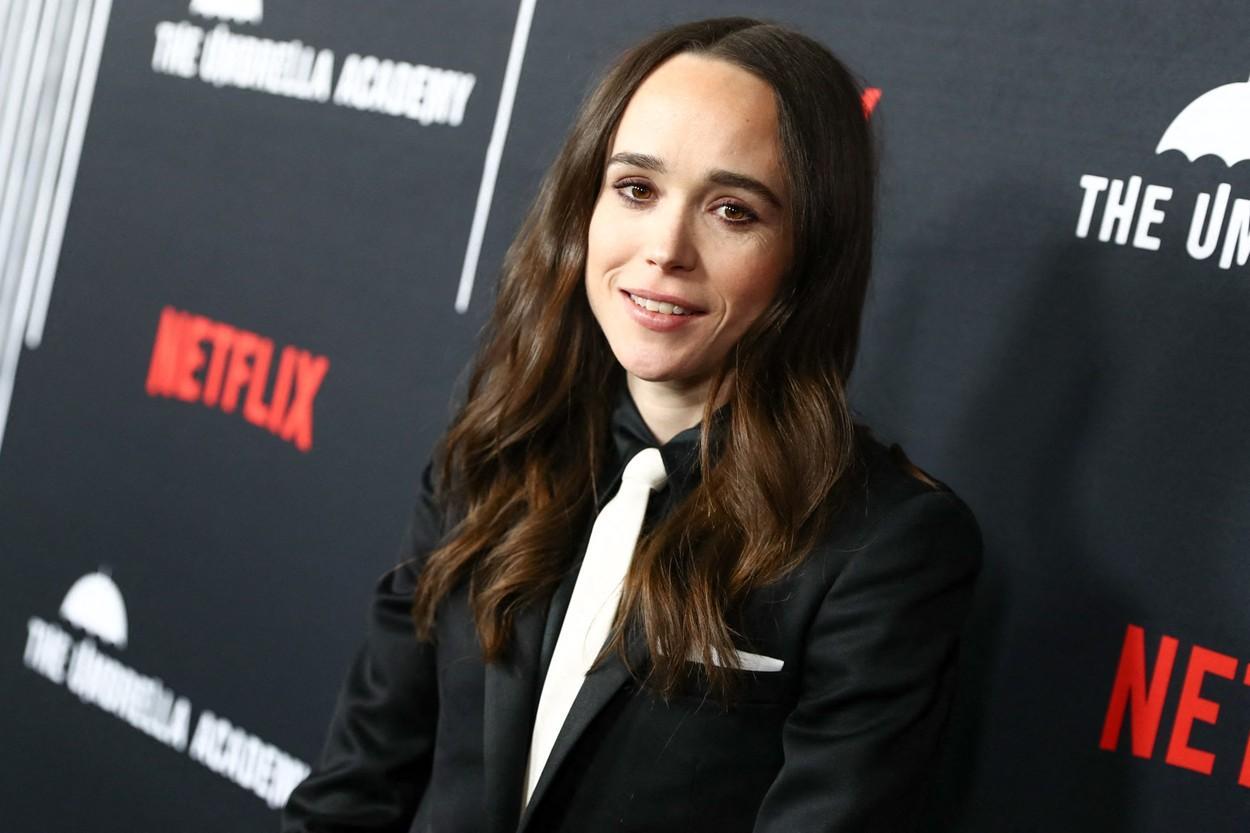 Ellen Page, imagini cu trupul plin cu mușchi, după ce a ales să devină bărbat. Și-a schimbat numele în Elliot