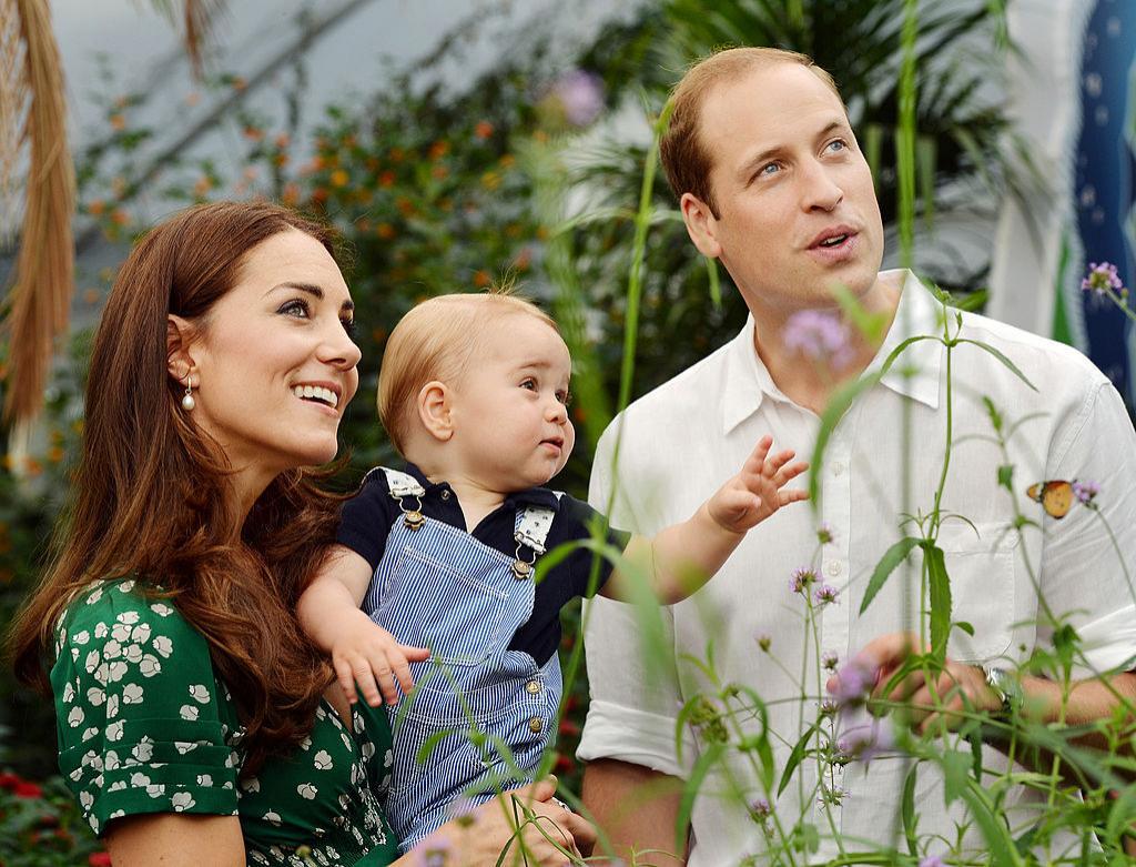 Kate Middleton nu-l lăsa pe Prințul George să facă un lucru bizar, pe care toți copiii îl fac instinctiv. Despre ce este vorba