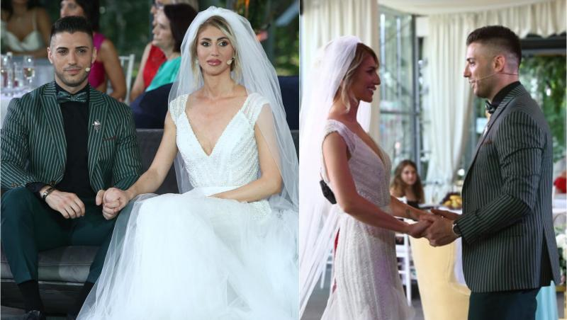 Liviu și Maria în finala sezonului 3, Mireasa