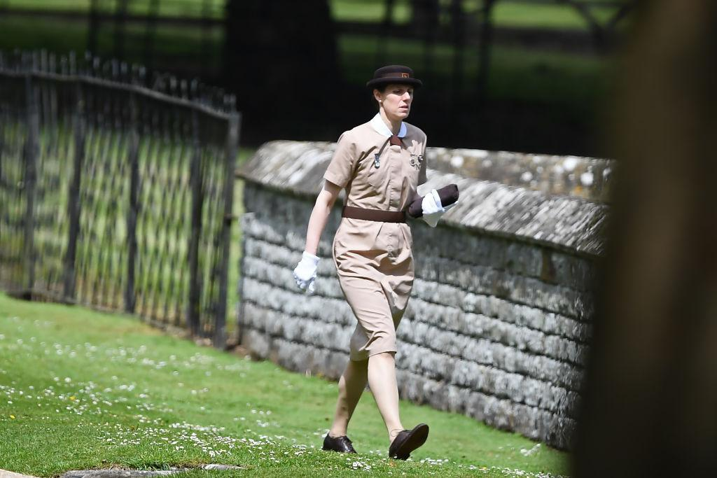 Maria Borrallo, dădaca celor trei copii ai Ducilor de Cambridge, nu are voie să pronunțe acest cuvânt de față cu Familia Regală