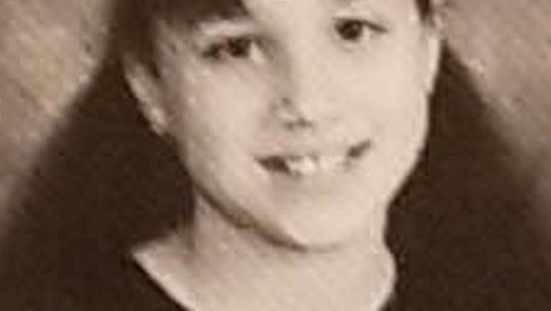 Meghan Markle, fotografie din copilărie