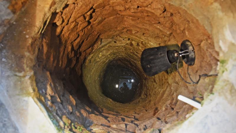 Imaginile cu tunelul descoperit au ajuns pe internet și au devenit virale