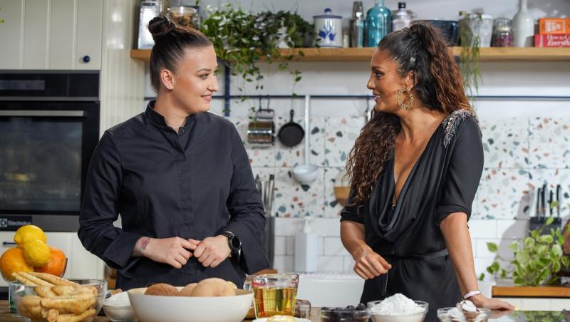 Începând din acest sezon, tehnicianul nutriţionist Iuliana Dabija se va alătura proiectului Hello Chef.