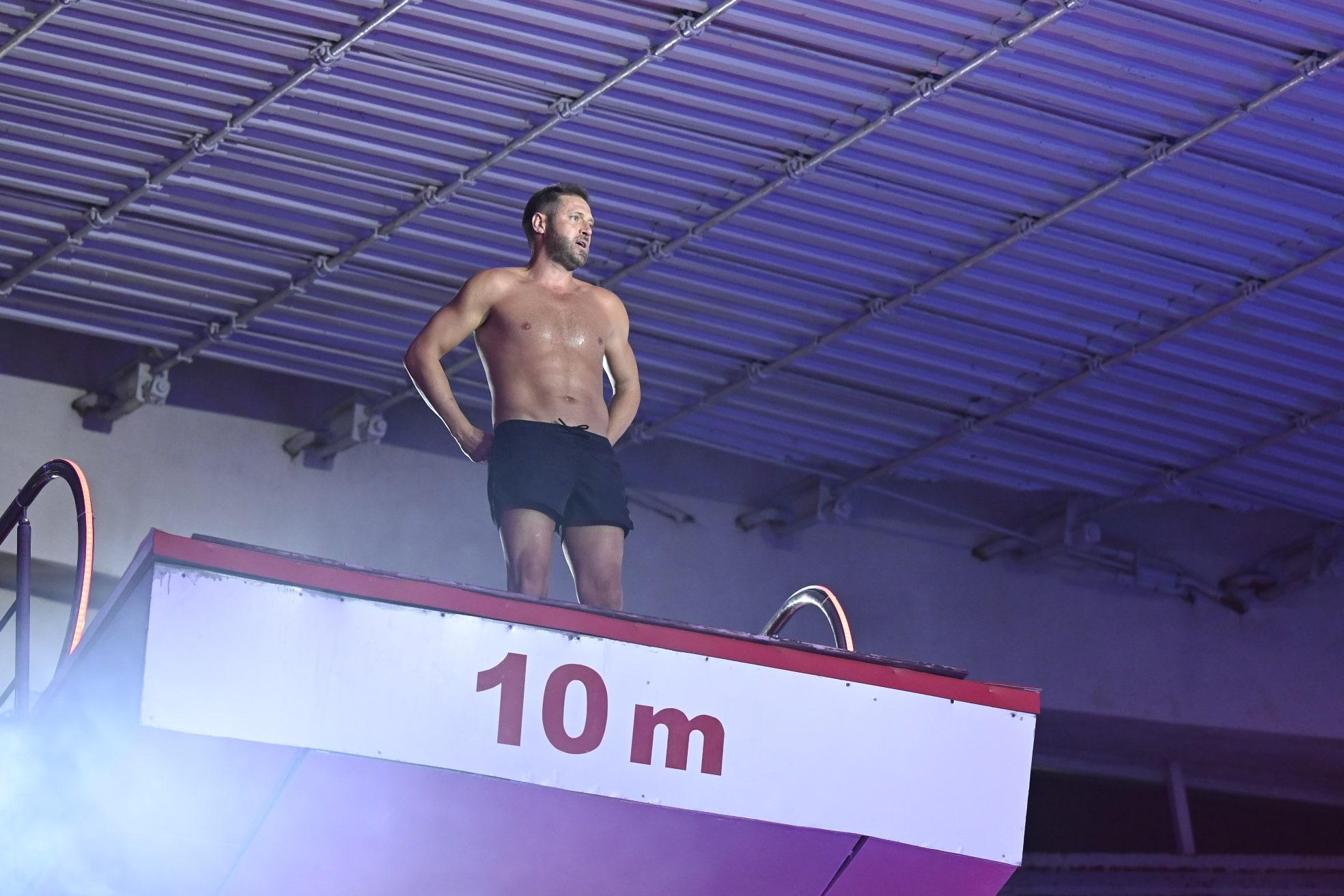 Splash! Vedete la apă 2021. Cristi Pulhac e câștigătorul primei ediții Splash! Vedete la apă. Ce punctaj a primit