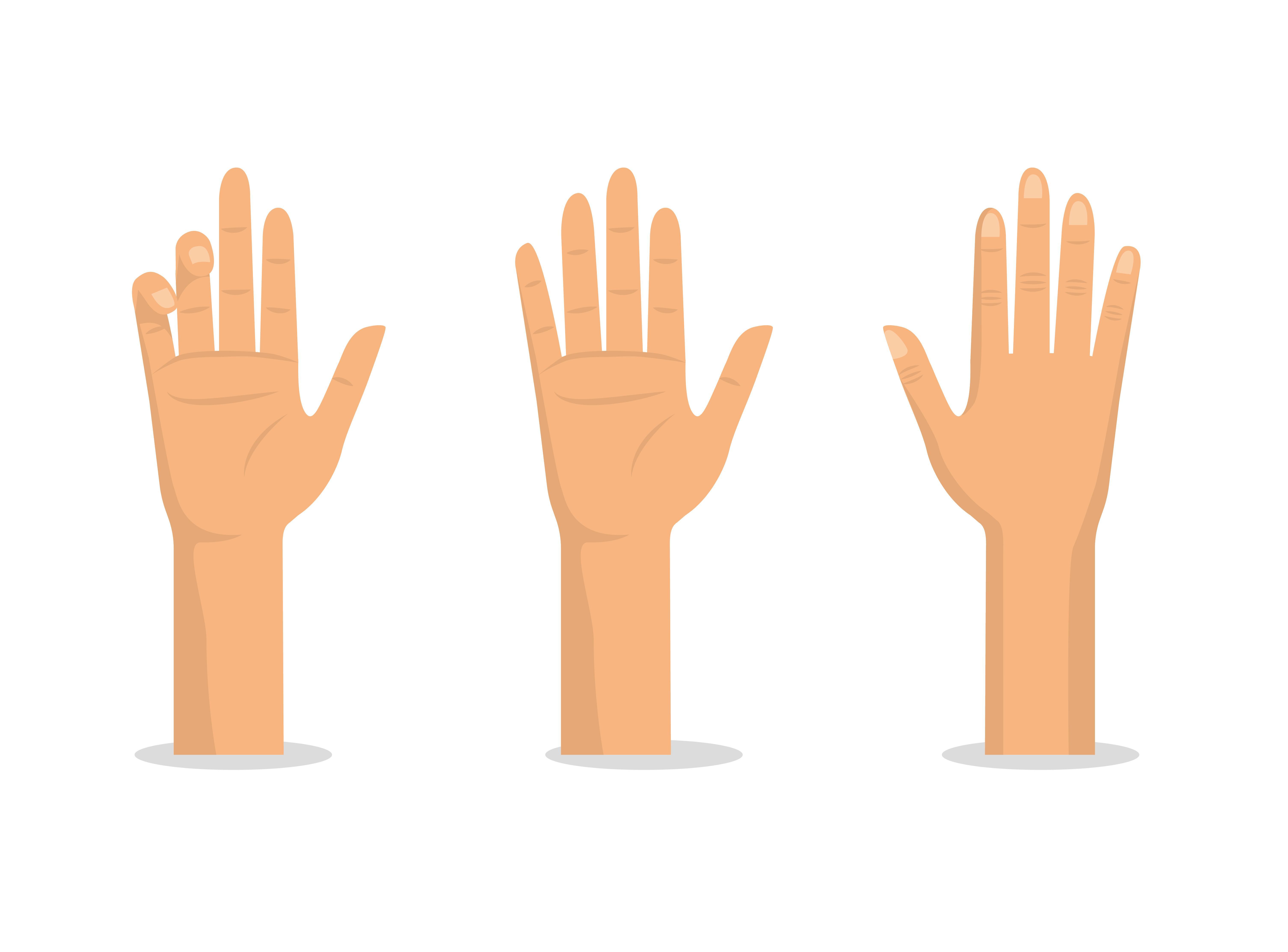 Ce scoate la iveală lungimea degetului inelar despre personalitatea ta. Specialiștii au găsit explicația