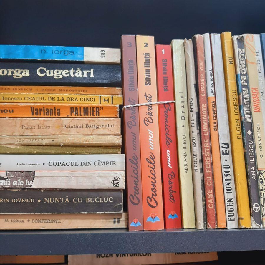 (P) Ai cărți de vânzare? Ce tipuri de cărți cumpără un anticariat