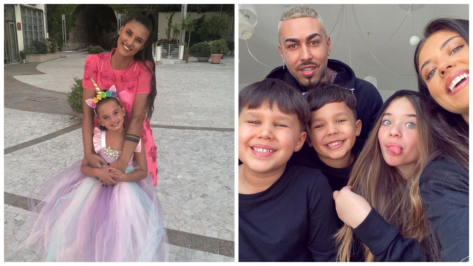 Ce au decis Antonia și Vicenzo Castellano în privința custodiei fiicei lor. La cine va rămâne micuța