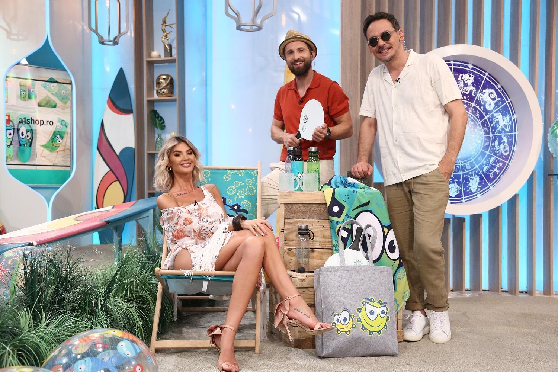 Când revine Super Neatza cu Răzvan și Dani la Antena 1. Atmosfera de vacanță continuă la matinal