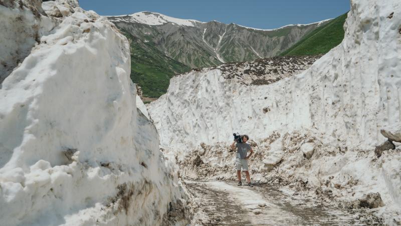 Fotoreportaj Asia Express, episodul 19. Peisajele și localnicii din Georgia le-au alinat suferința concurenților