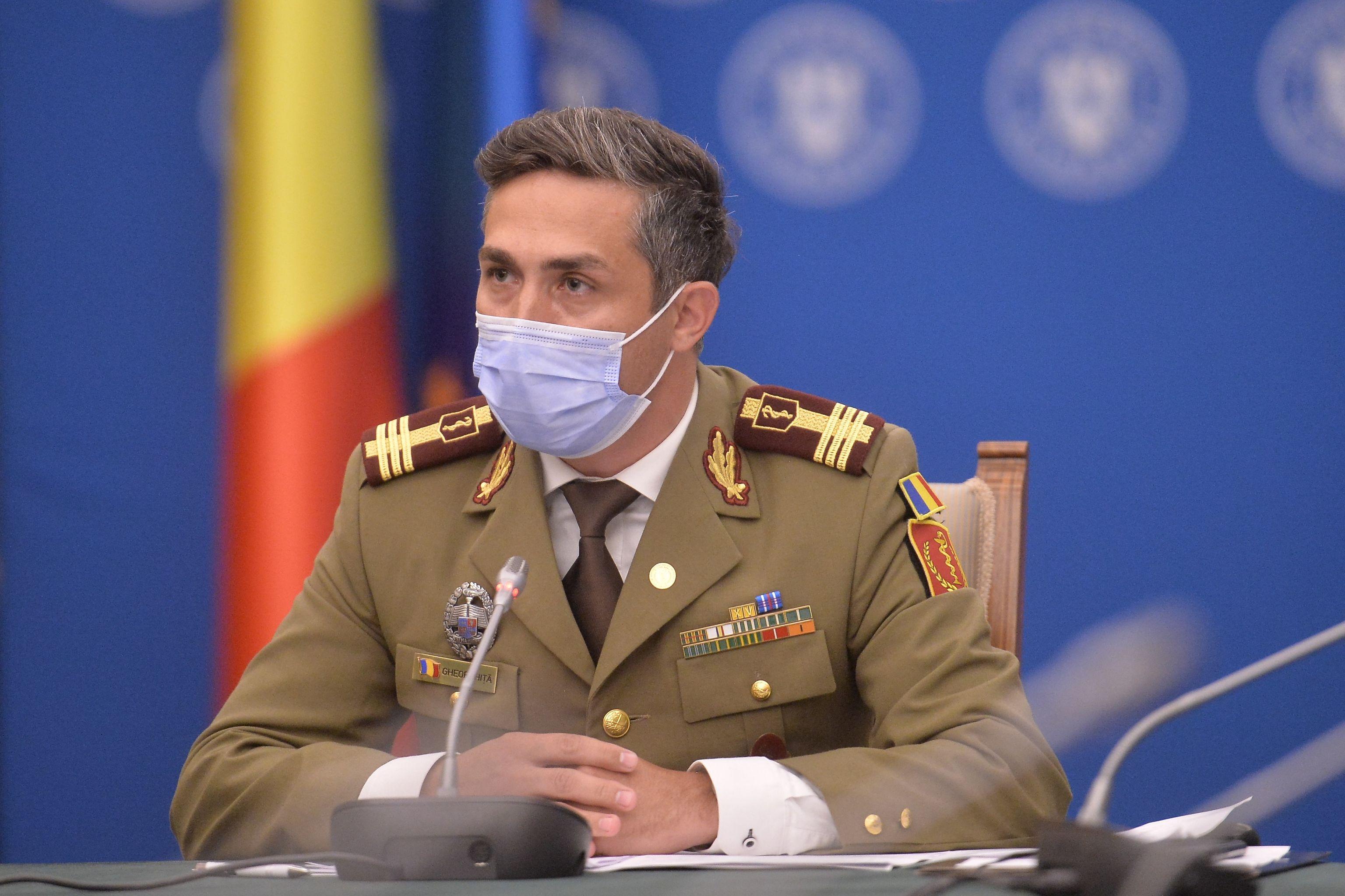 """Valeriu Gheorghiță: """"Suntem în valul patru al pandemiei"""". Ce spune medicul despre varianta Delta a coronavirusului"""