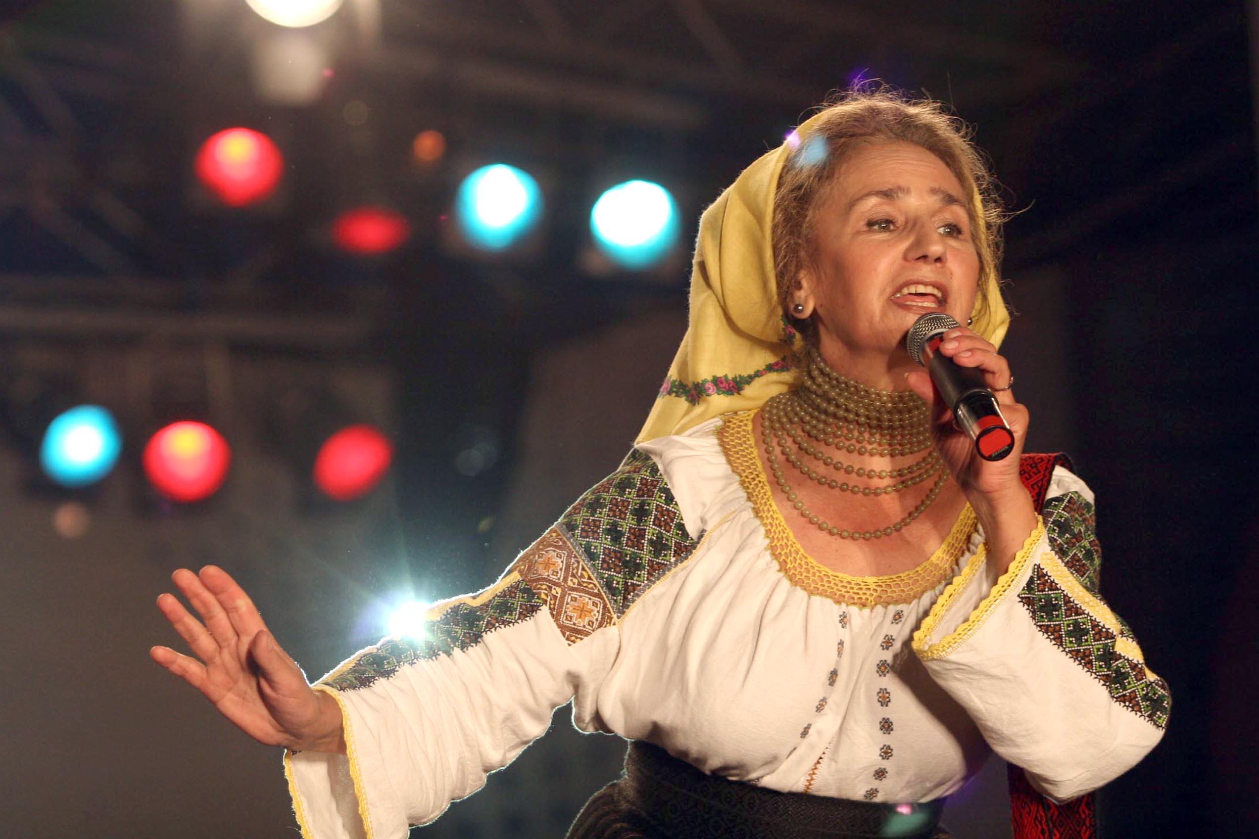 Sofia Vicoveanca, reacție neașteptată la Festivalul Haiducilor. De ce s-a oprit din cântat și a țipat la participanți