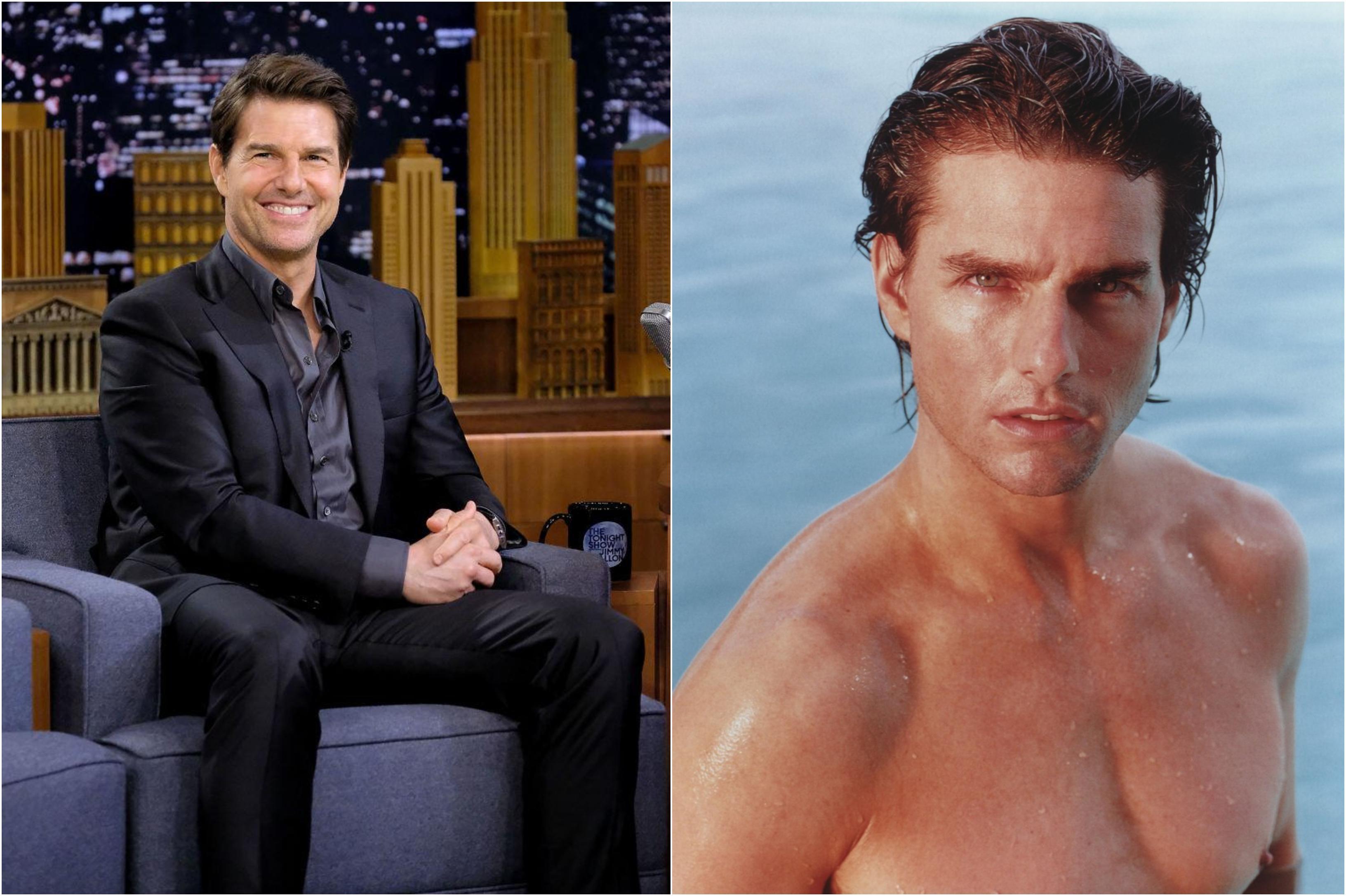 """Tom Cruise a aterizat cu elicopterul în curtea unei familii. """"Misiune posibilă"""" pentru starul de la Hollywood care filma"""