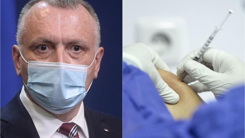 Ministrul Educaţiei, Sorin Cîmpeanu, declarații despre vaccinarea copiilor și formulare le care trebuie completate de părinți prin care își dau acordul ca cei mici să fie vaccinați