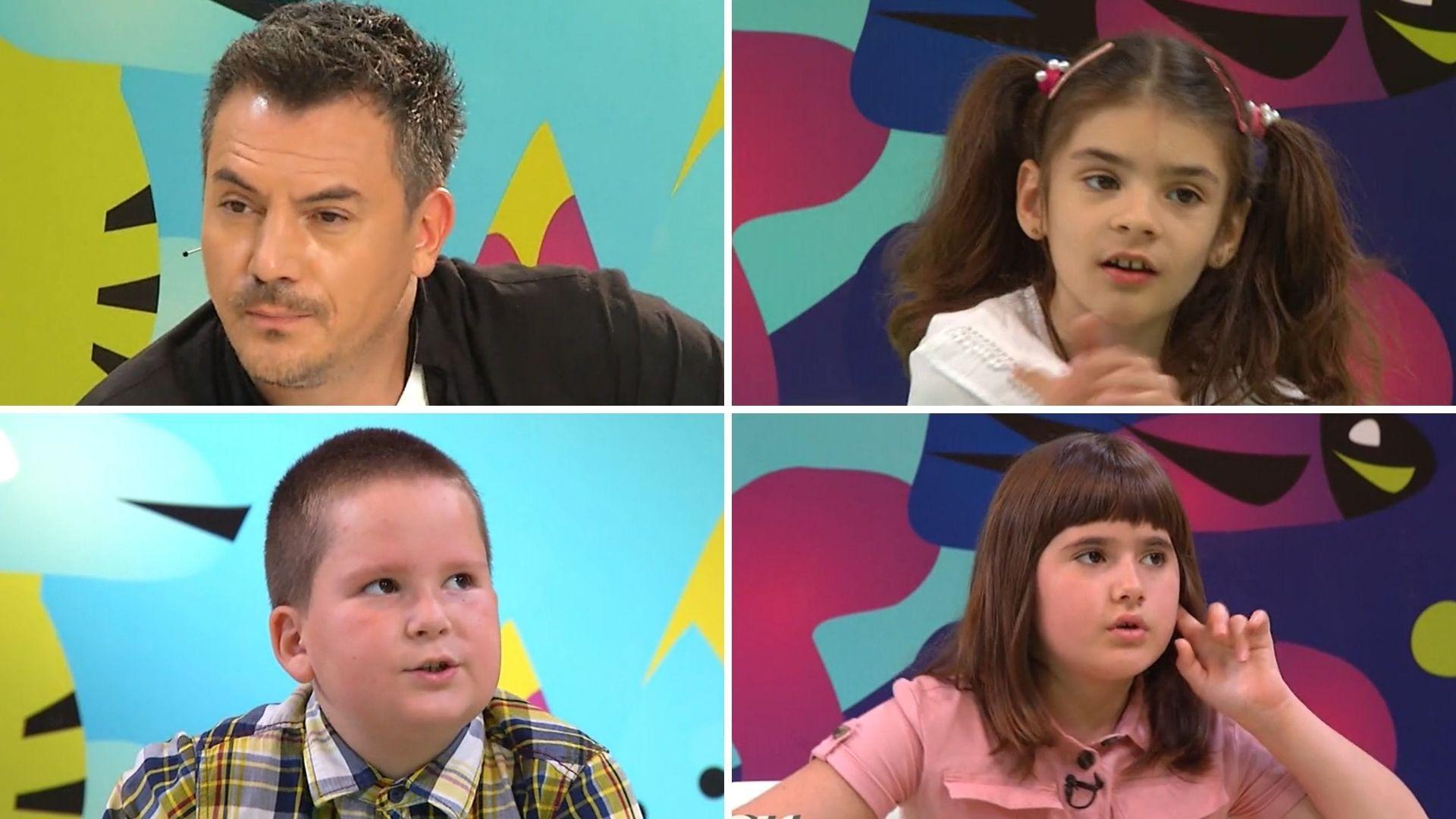"""Alpha Kids, episodul 9. Ce spun copiii despre parenting: """"Vreau să mă lase să fiu sălbatică"""""""