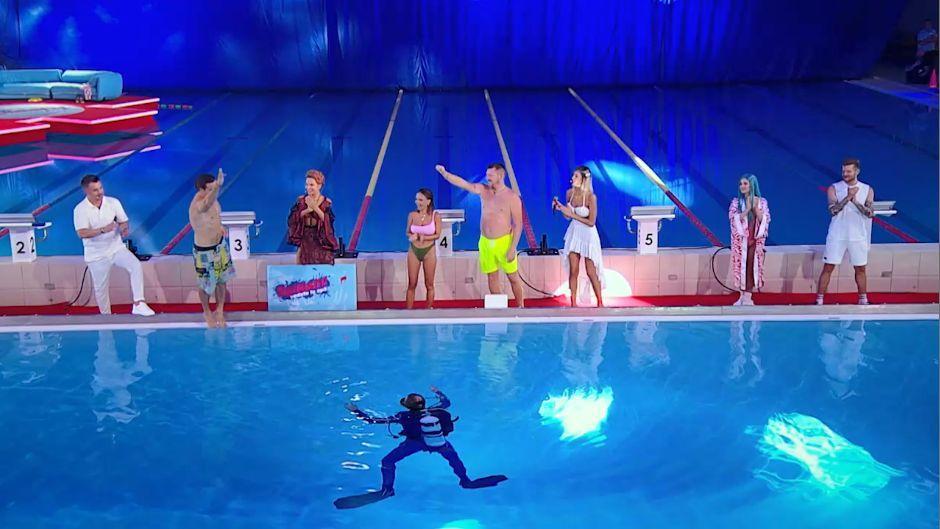 Splash! Vedete la apă, 28 august 2021. Cine e finalistul serii în cea de-a treia ediție a emisiunii de la Antena 1