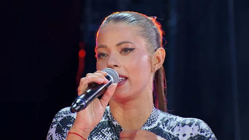Roxana Nemeș a concurat în finala serii împotriva lui Cătălin Rizea și a cântăreței Emy Alupei