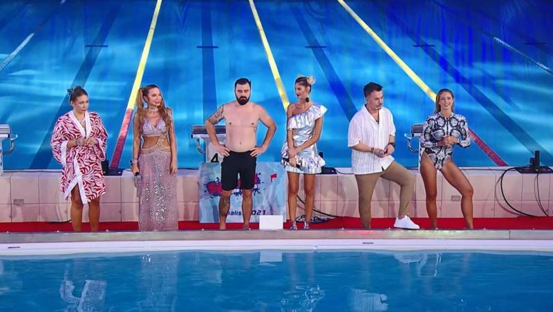 Ediția a patra din Splash! Vedete la apă și desemnat marele câșigător. Iată cine merge în Marea Finală a sezonului