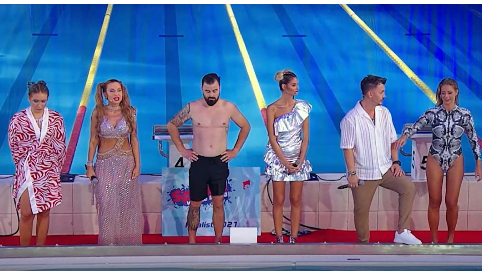 Splash! Vedete la apă, 29 august 2021. Cine e finalistul serii în cea de-a patra ediție a emisiunii de la Antena 1
