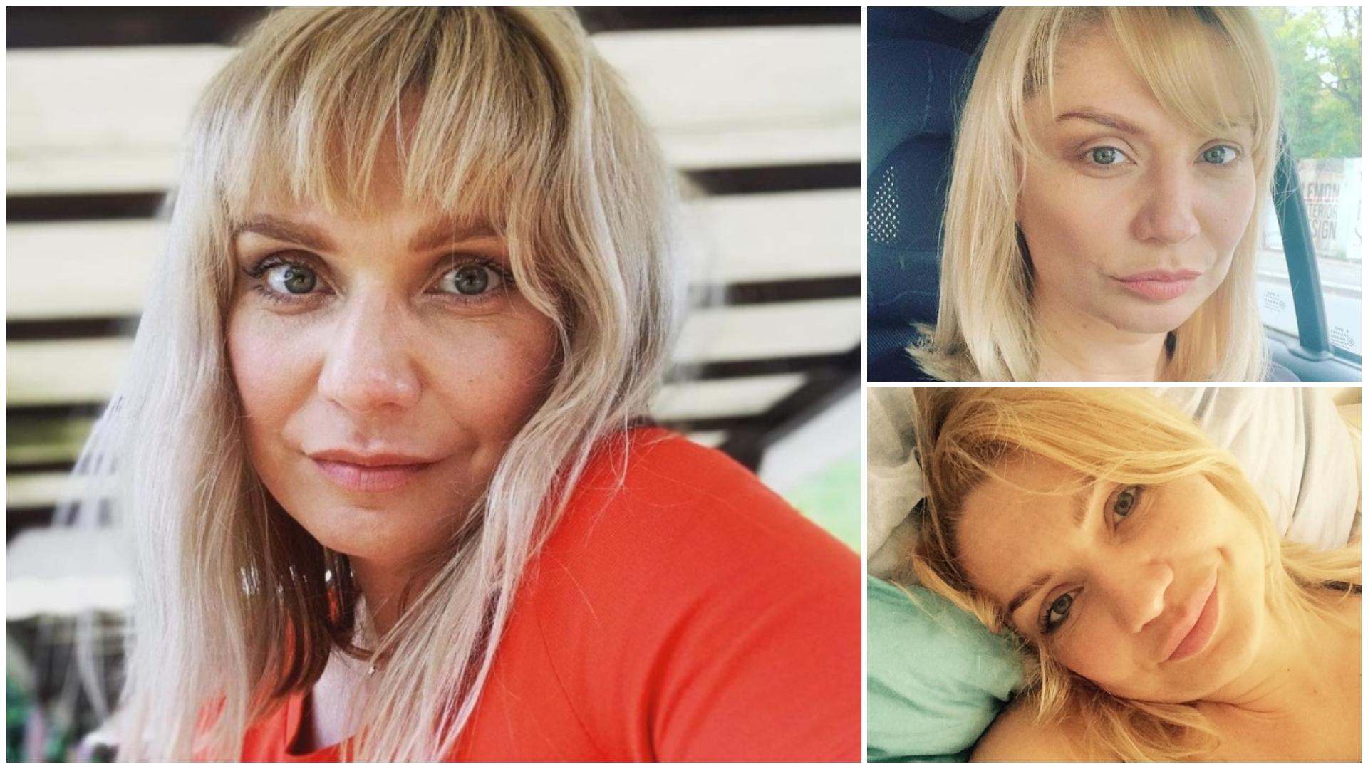 Cristina Cioran și-a vizitat fiica la spital, după ce s-a întors de la mare. Ce spune vedeta despre starea de sănătate a micuței