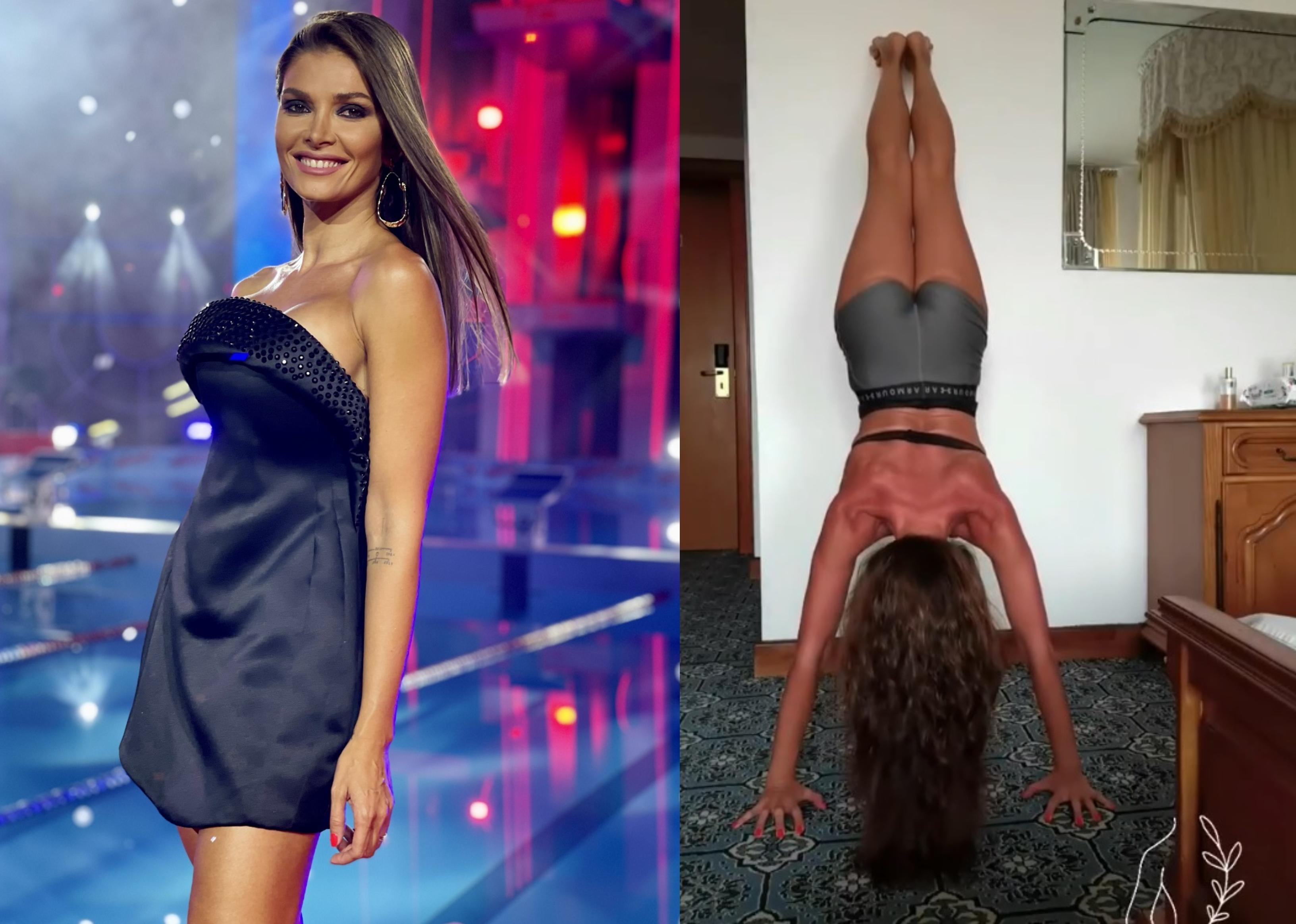 Splash! Vedete la Apă, începând cu 21, 22 august 2021la Antena 1. Alina Pușcaș se antrenează din greu pentru show-ul răcoritor
