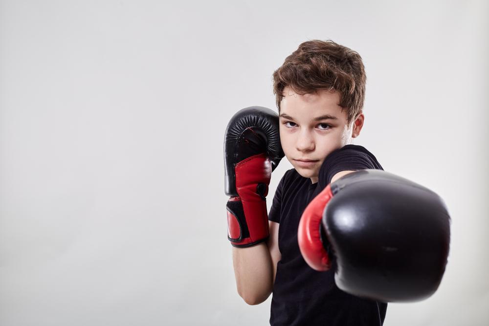 Ruben Dougherty, un băiețel campion la arte marțiale, a primit un diagnostic de la un străin, pe net. Medicii au confirmat boala