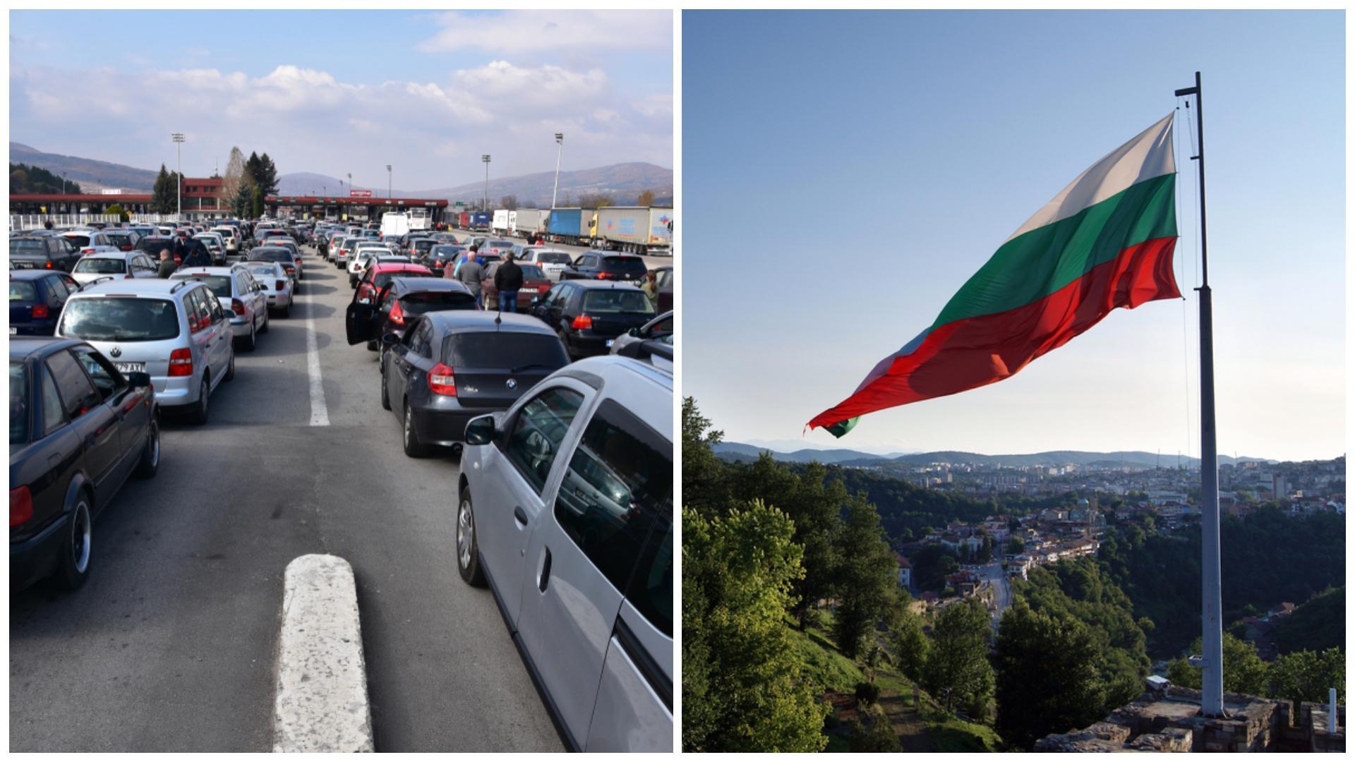Noi condiţii pentru românii care vor să intre în Bulgaria. MAE explică de ce documente avem nevoie de la 1 septembrie