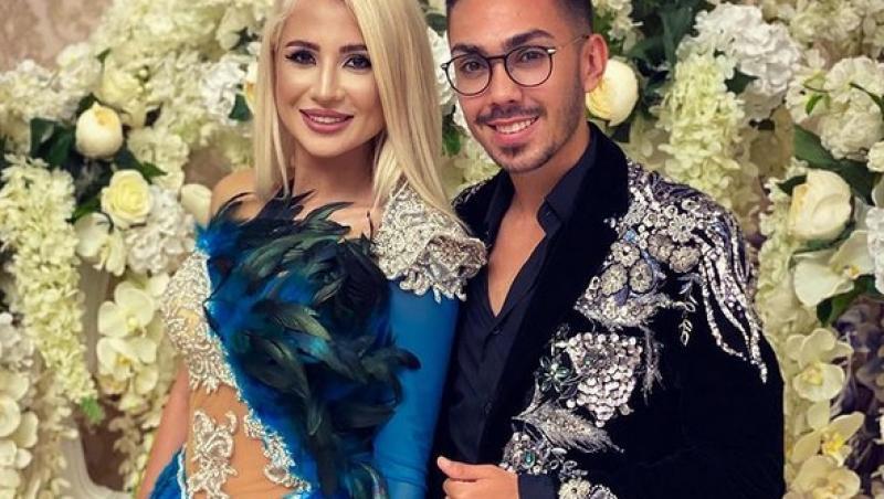 Armin Nicoară și Claudia Puican