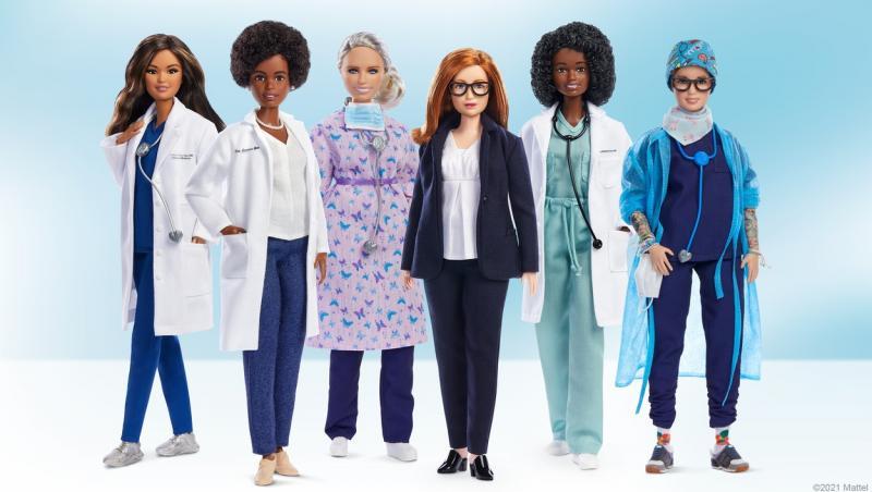 Sarah Gilbert, una dintre co-creatorii vaccinului Oxford-AstraZeneca, a devenit păpușă Barbie